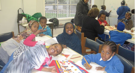 African Kids Reading Club