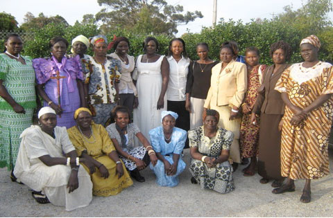 African Womens Group